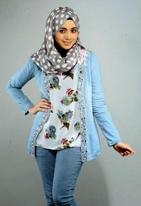 model baju muslimah trendi