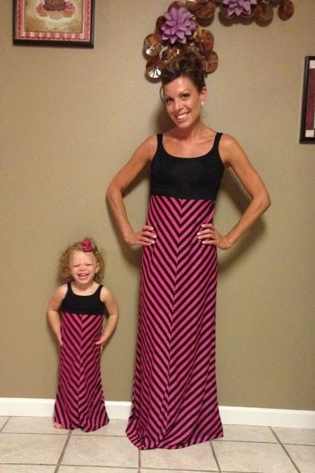 Baju Kembar Ibu dan Anak (9)