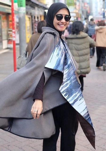 Hijab Santai ala Laudya Cynthia Bella (16)