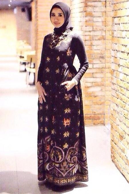 Inspirasi dari Busana Hijab Laudya Cynthia Bella (18)