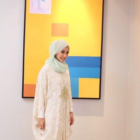 Inspirasi dari Busana Hijab Laudya Cynthia Bella (4)