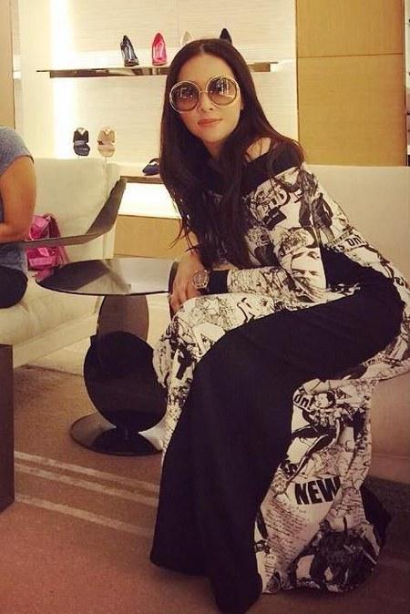 Model Baju Terbaru 2016 Maia Estianty