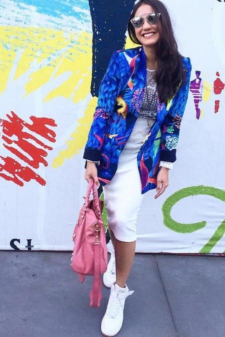 Model Baju Terbaru 2016 Pevita Pearce