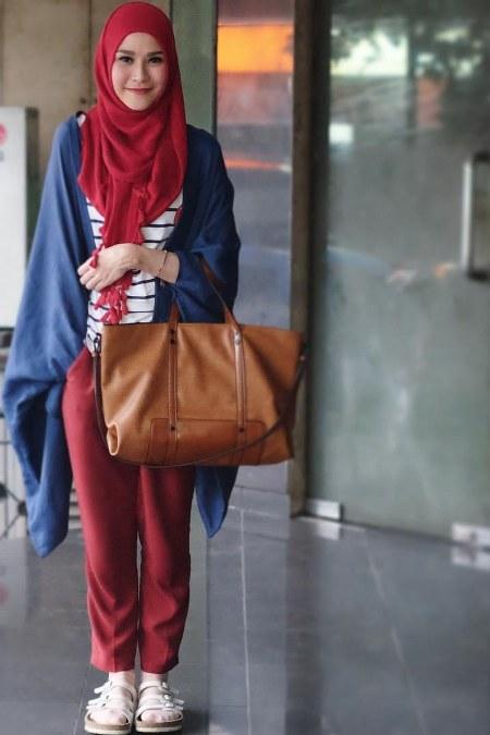 Model Baju Terbaru 2016 Zaskia Adya Mecca