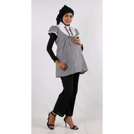 baju hamil muslim