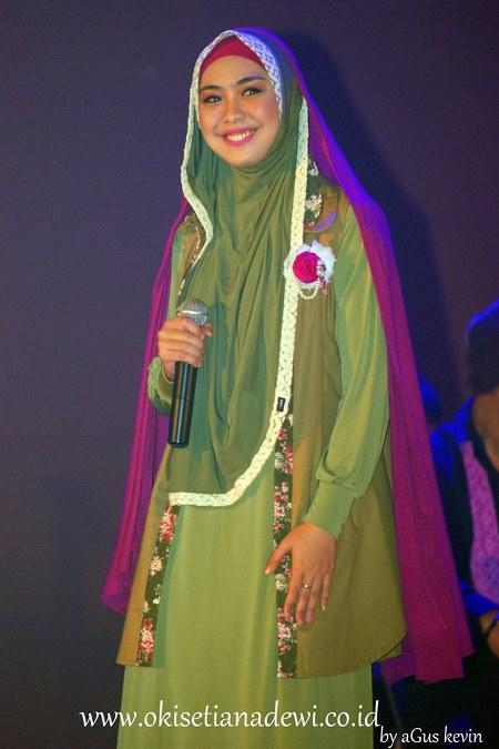 Tudung Oki Setiana Dewi Promo Album Terbaru Hijab I M In Love