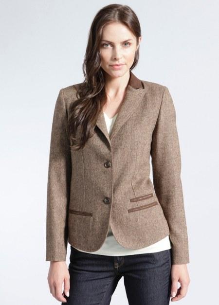 Ballyhoo wool blazer