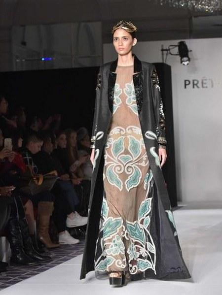 Batik kudus denny wirawan di Fashion Gallery New York Fashion Week (FGNYFW) 2016