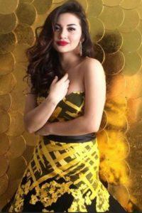 Model Baju Terbaru Artis Cantik Ariel Tatum (13)