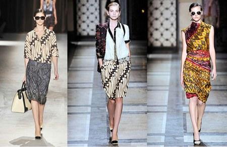 Van Noten batik